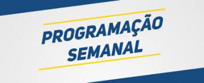 Programação Semanal